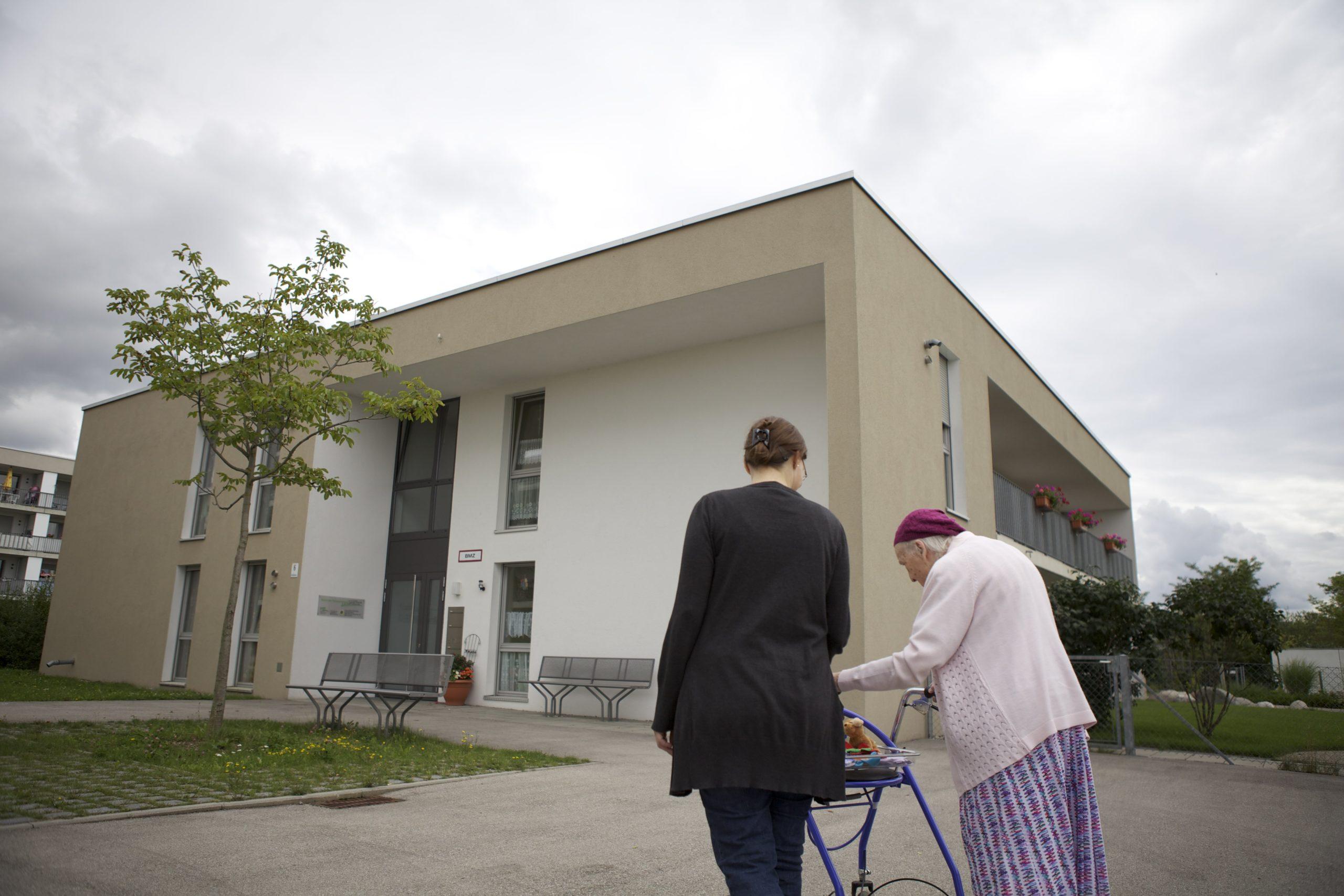 ambulant betreute Wohngemeinschaften Rothenfußer -Wohngemeinschaften